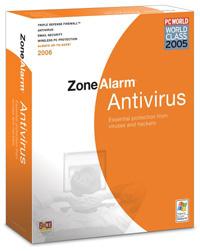 ZoneAlarm Anti-virus 2009