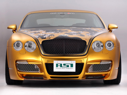 2008-ASI-Bentley-W66-GTS-Gold-Front