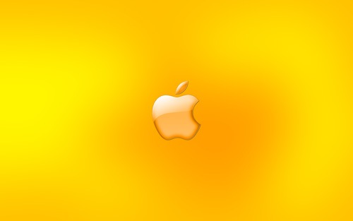 Apple_Gold_Wallpaper