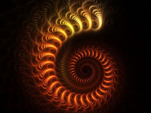Blazing Spirals