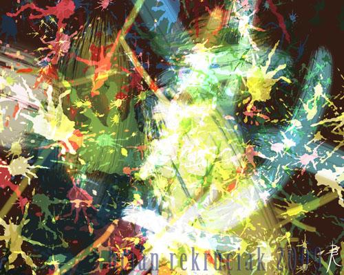 Pollock on Acid