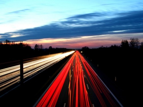 Highway at Night Reloaded