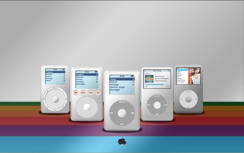 Classic_iPod_Evolution