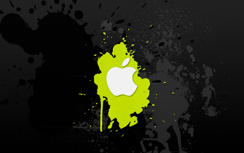 Splatter Apple