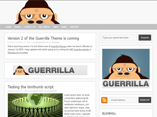 Guerrilla Theme