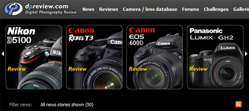 Digital Photography Review