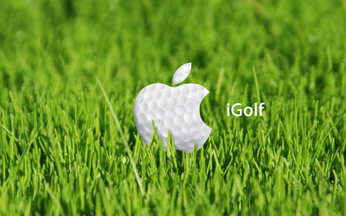 Apple igolf
