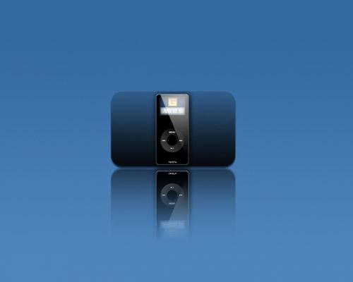 Shiny iPod