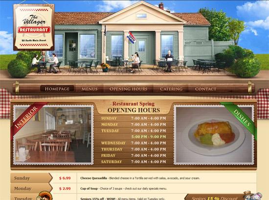The Villager Restaurant