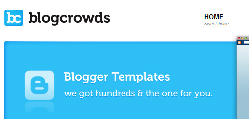 Blogcrowds
