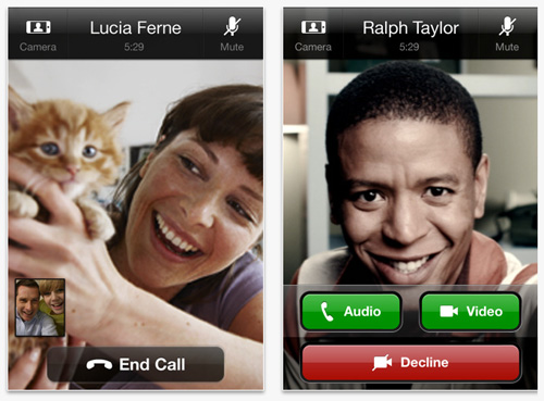 iPhone Skype App