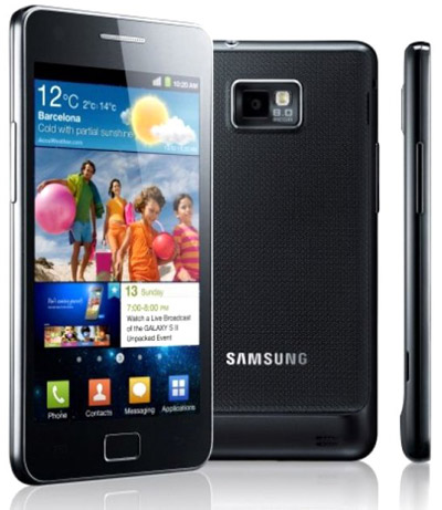 Samsung Galaxy S 2 GT I9100