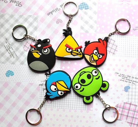 Angry Birds Key Chain