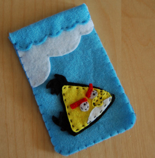 Angry Birds Smart Phone Case