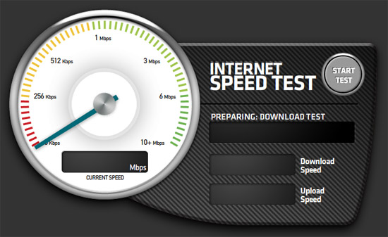 Bandwidth Place Speed Test