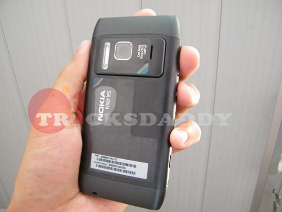 Nokia N8 12 Mega Pixel Camera