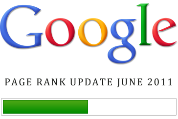 Google Page Rank Update June 2011