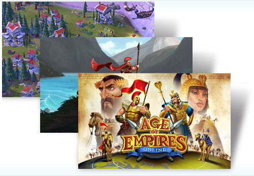 Age of Empires Windows 7 Theme