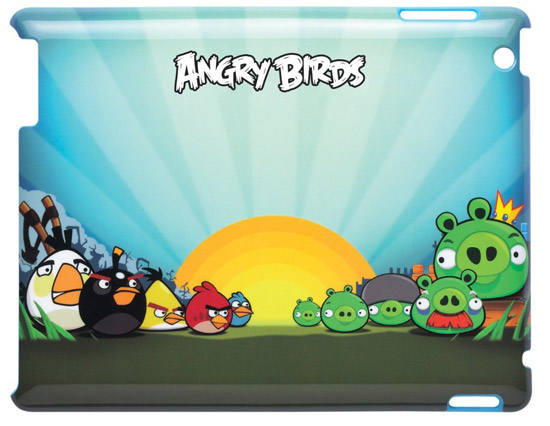 Gear4 Angry Birds Case for iPad 2