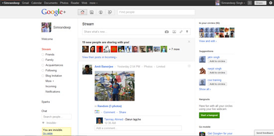 How To Transform Your Google Into Facebook D D Web Infogen