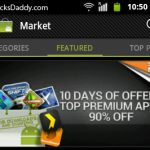 Android Market 10 Billion Promo
