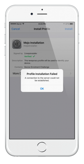 Mojo Installer - iPhone and iPad - Download Tutorial