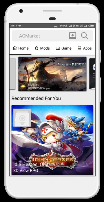 acmarket_ app